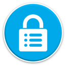 data security icon - padlock