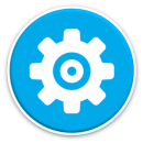maximum efficient icon - cog