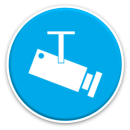 business continuity icon - cctv camera