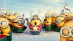 Christmas Minions Snow