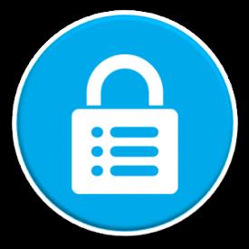 data security icon - padlock