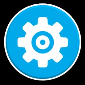 maximum efficient icon - cog