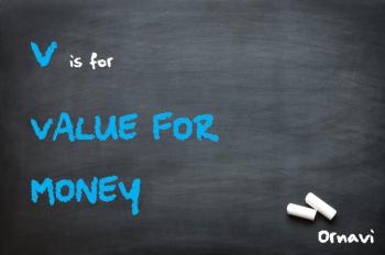 Blackboard - V is for Value for Money